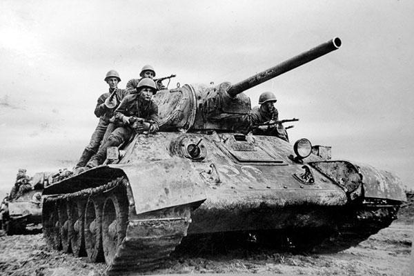 Внезапный танк Владимира Хазова