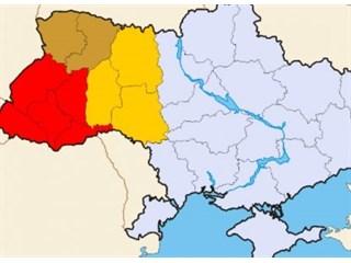 На западе Украины создают собственное государство, избран президент украина