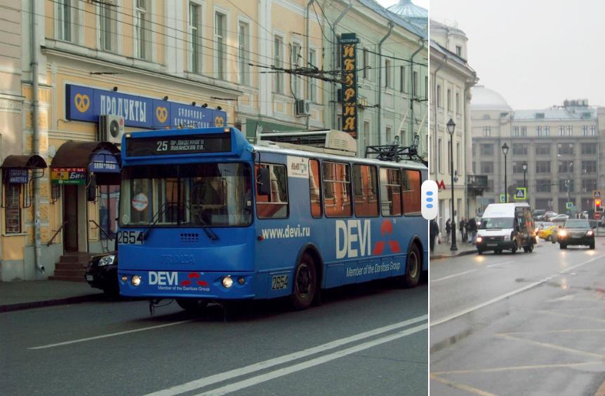 Нас снова обманули - троллейбус в Москве решили уничтожить