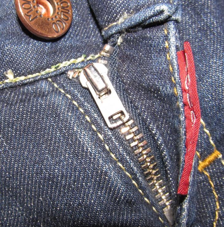 Как  быстро и просто починить молнию в брюках (diy)