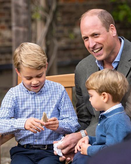 Министр культуры Мальты намерен лишить принца Джорджа подаренного ему зуба мегалодона Монархи,Британские монархи
