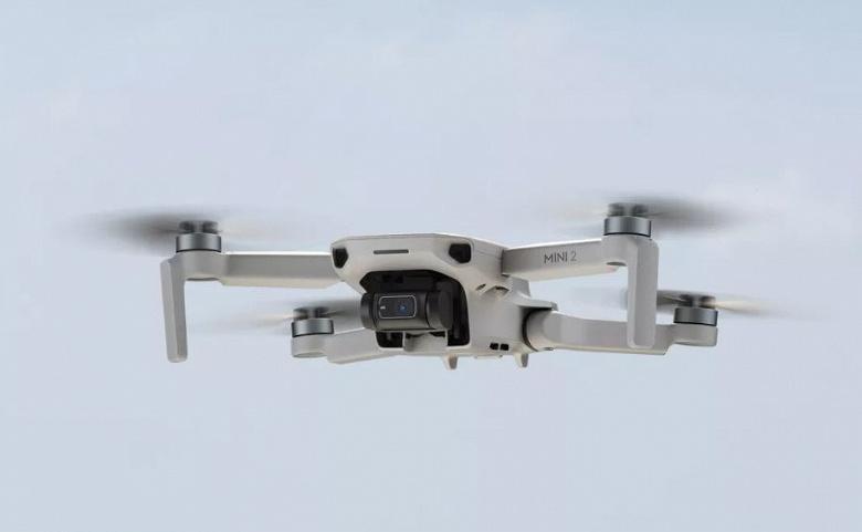 DJI подтверждает наличие проблем с аккумулятором дрона Mini 2
