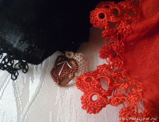 Вязание иголкой: турецкое и скандинавское