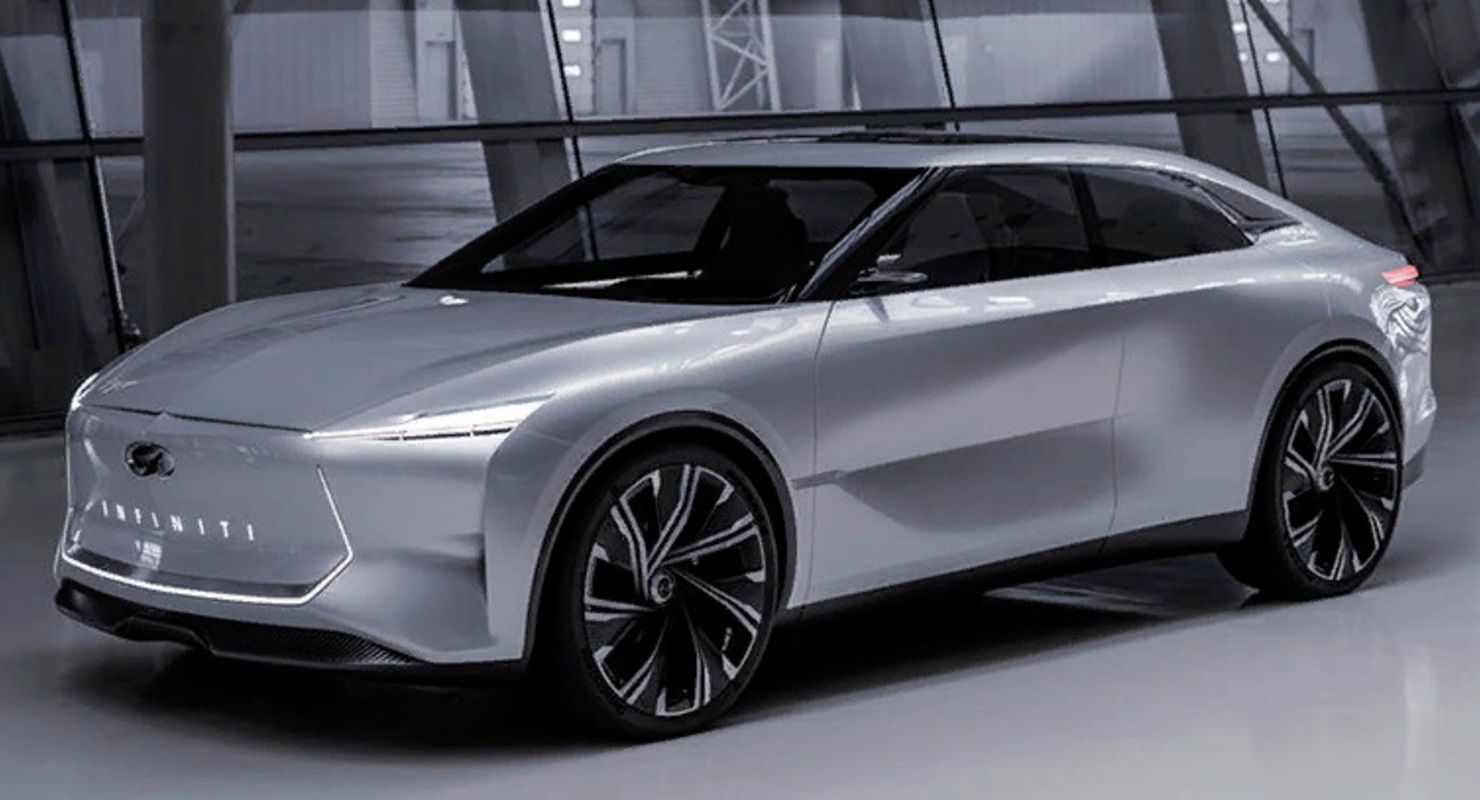 Будущие электромобили Infiniti получат обозначение I-Power Автомобили