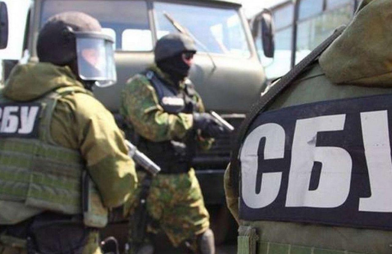 СБУ накрыло отдел МВД в каче…