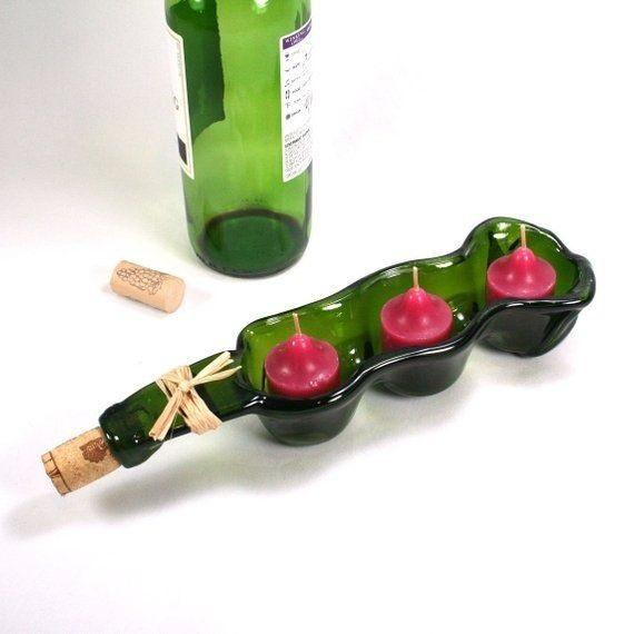 Что можно делать из бутылок идеи для дома,ремонт и строительство