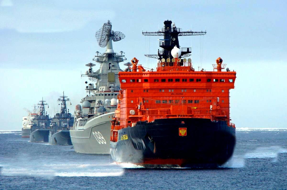 Военные НАТО встревожены: Флот России отправился в арктический поход новости,события