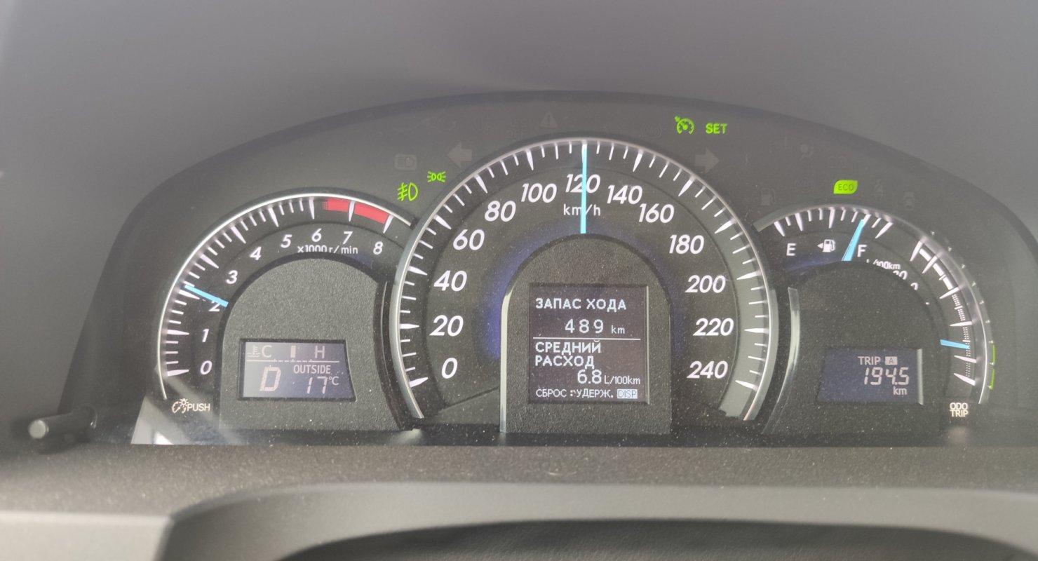 Крейсерская скорость в автомобиле Автомобили
