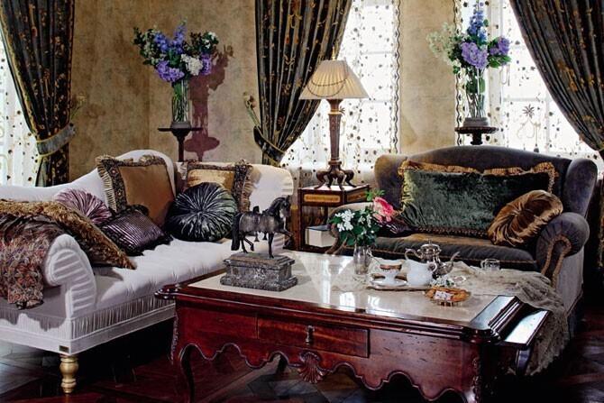 Замок в деревне Грязи: как выглядит дом звездной пары Пугачева-Галкин знаменитости,идеи для дома,интерьер и дизайн