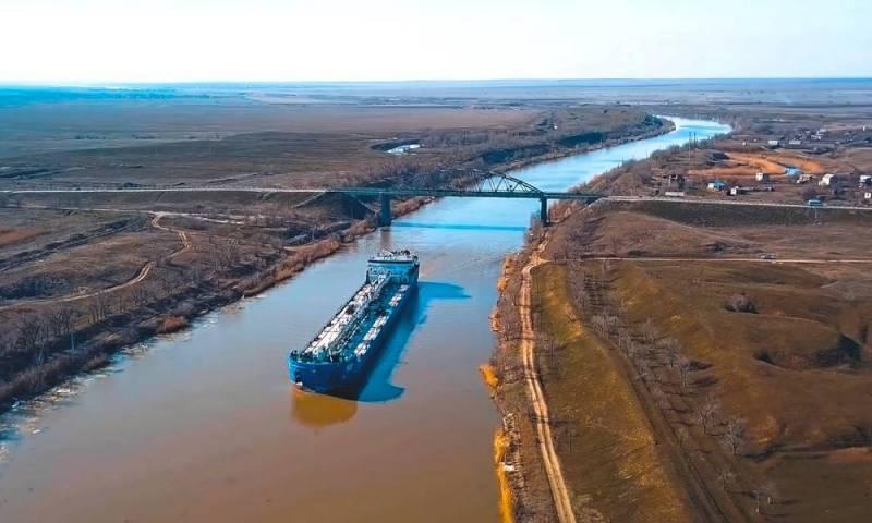 Почему Волго-Донский канал проигрывает более дорогой «Евразии»