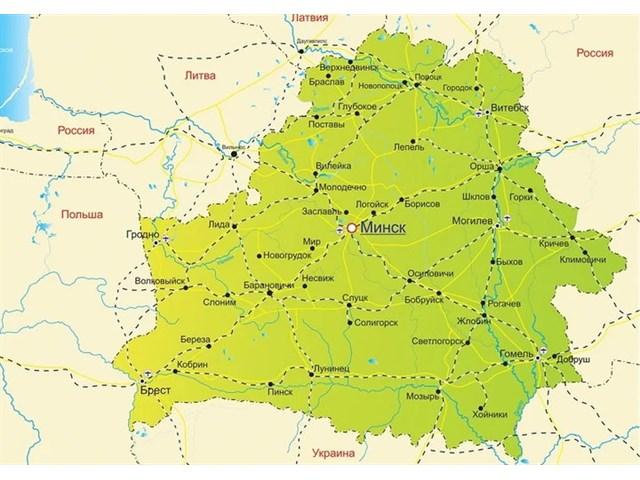 Беларусь ударит не только по грузопотоку через Прибалтику, там придумали кое-что пострашнее геополитика