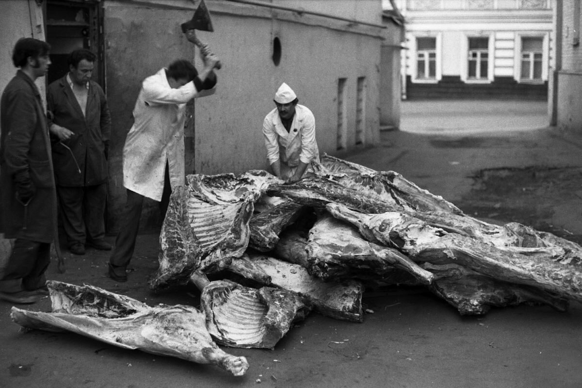 В СССР не было мяса(тм)