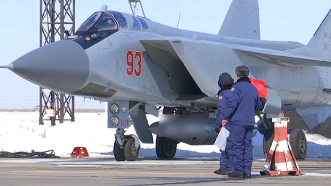 Стратегия Владимира Путина: «гиперзвуковое» первенство России в области ракетных вооружений