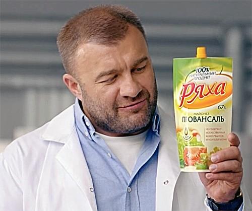 Российские звезды в рекламе - кто и что рекламирует и сколько за это получает