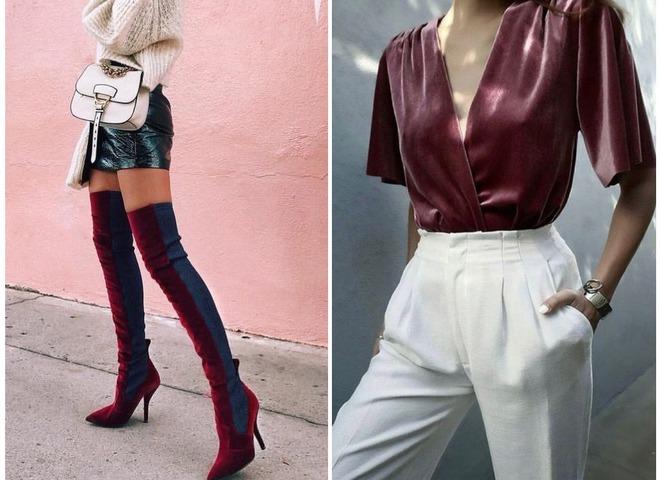 Что носить весной — 5 бархатных вещей, которые должны быть в гардеробе