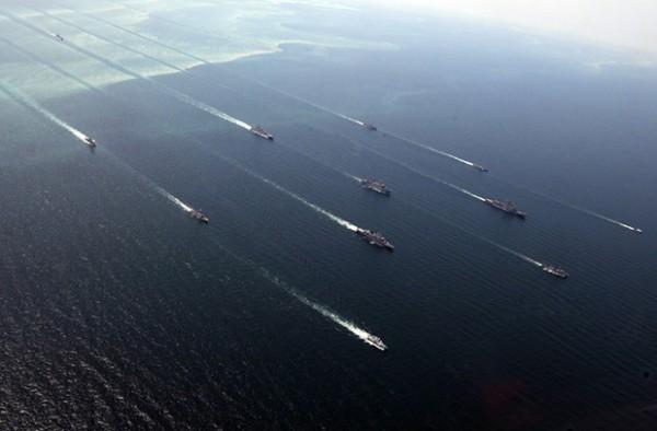 Флот НАТО уже в Одессе