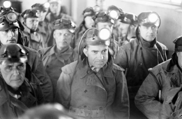 1959 год. Ричард Никсон проехал с визитом по деревням нашей Сибири