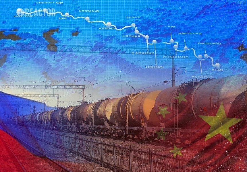 """""""Майдан вернулся бумерангом"""": Украина потеряла шанс стать частью крупнейшей транспортной артерии между Китаем и Европой"""