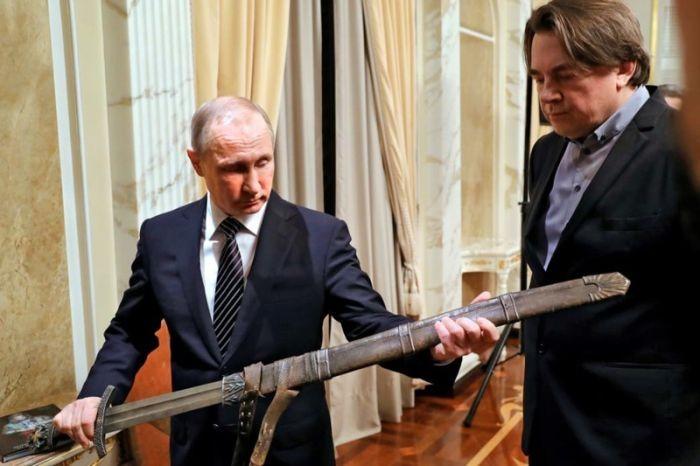 Жизнь Владимира Путина глазами американцев