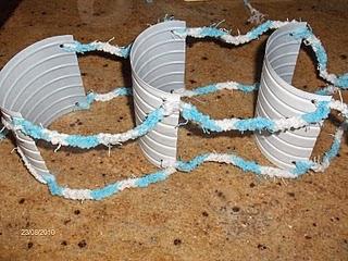 Подставка для туалетной бумаги из пластиковой бутылки. На все руки от скуки