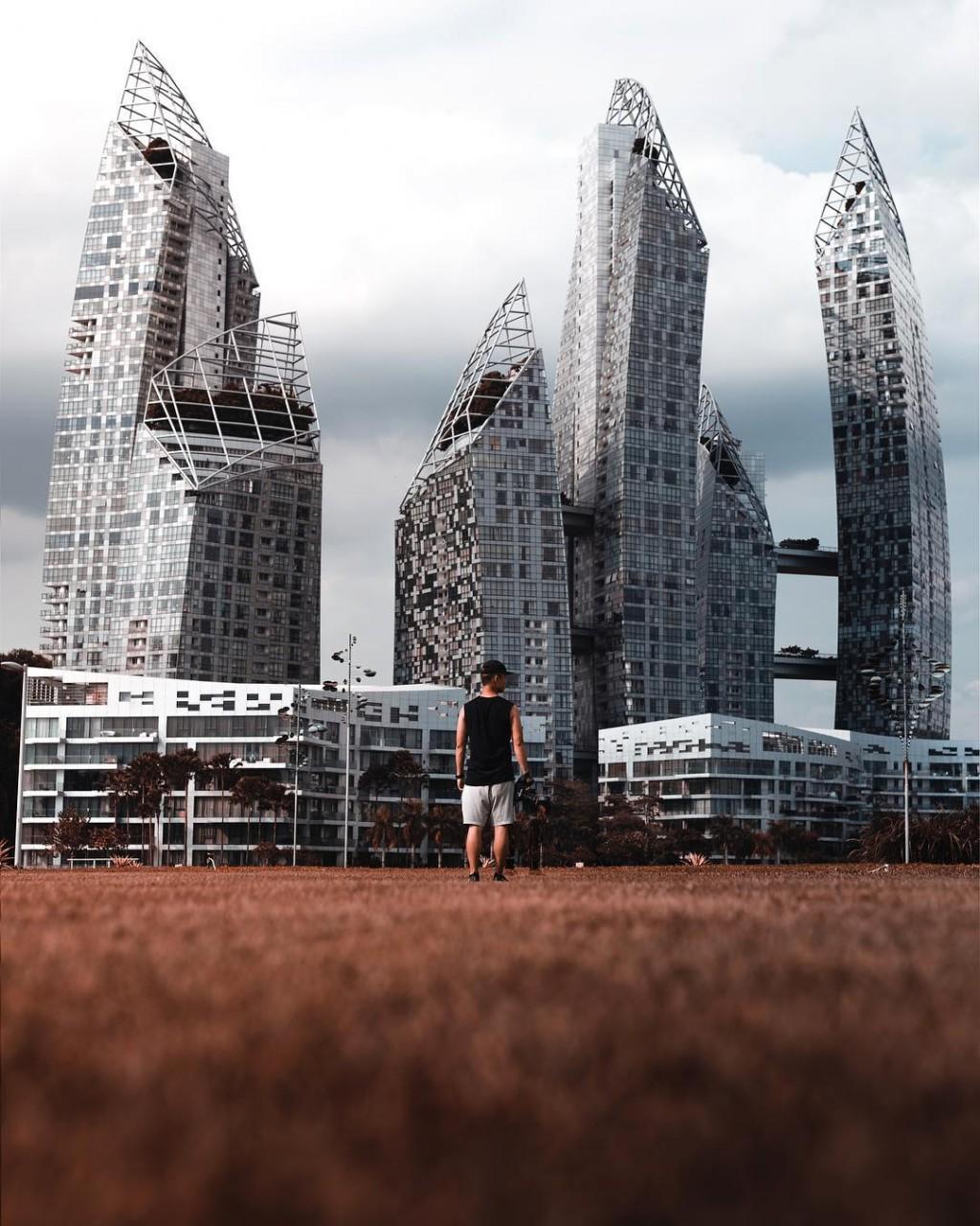 Замечательные уличные и городские фотографии Райана Мамбы