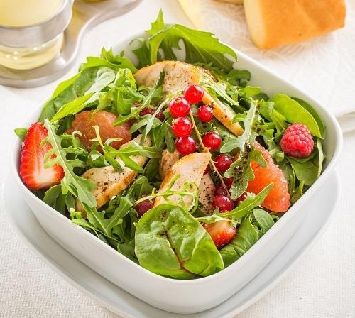 Блюда с мясом курицы: 8 легких и полезных рецептов