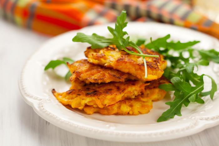 Морковные котлеты с сыром.  Фото: edinstvennaya.ua.