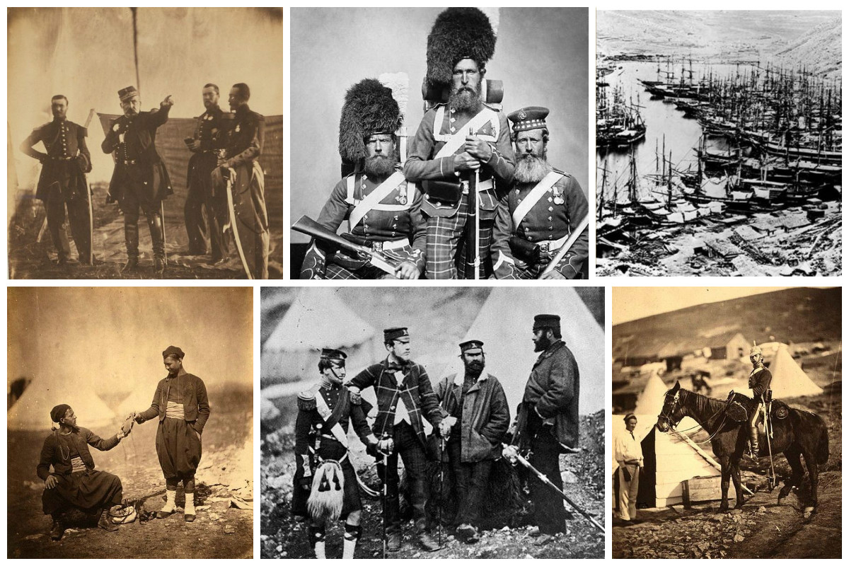 Исторические реалии Крымской войны (31 фото)