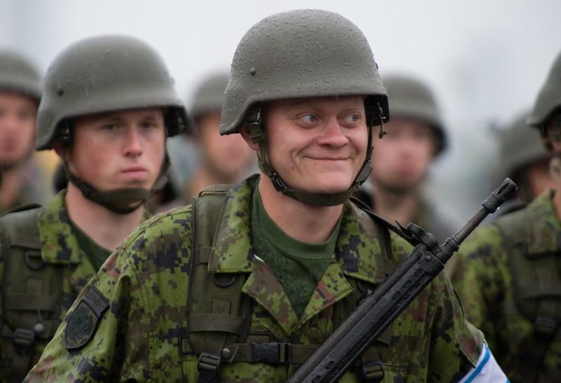 «Эстонский солдат — лучший с…