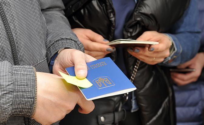 Киев: «Хлопці, вертайтеся до дому!»