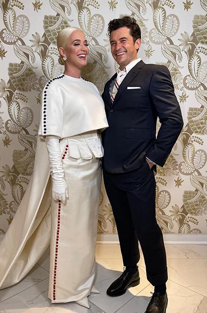СМИ: Кэти Перри и Орландо Блум тайно поженились Звездные пары