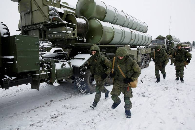 День Зенитных ракетных войск Вооруженных Сил России оружие