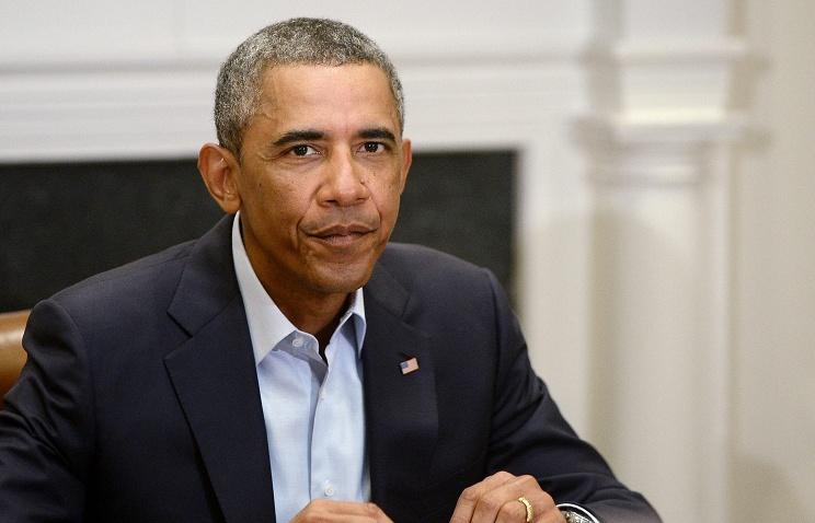 Обама: Россия пытается установить в Европе право сильного