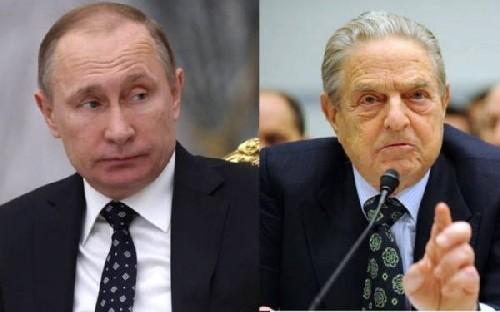 Россия поставила вопрос о международной санкции на арест Сороса ... Живым или мертвым