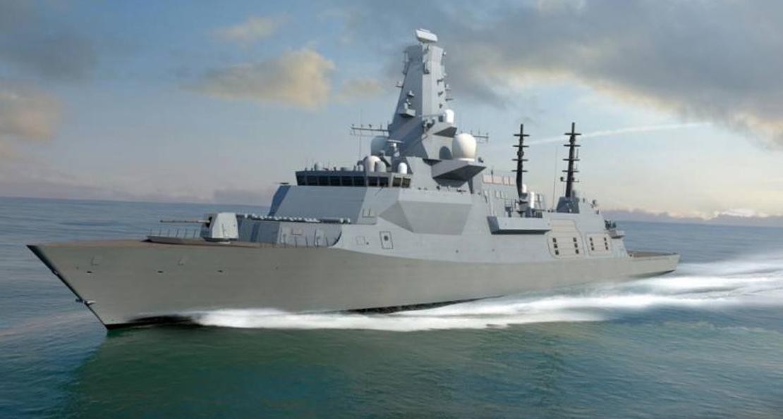 ВМС Австралии начинает программу строительства новых ракетных фрегатов вмф