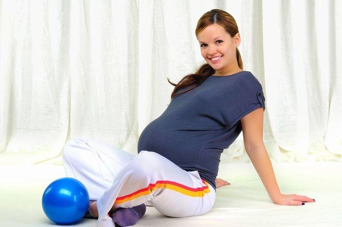 Занятия спортом для беременных