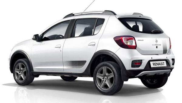 Российский Renault Sandero Stepway вышел лимитированной серией