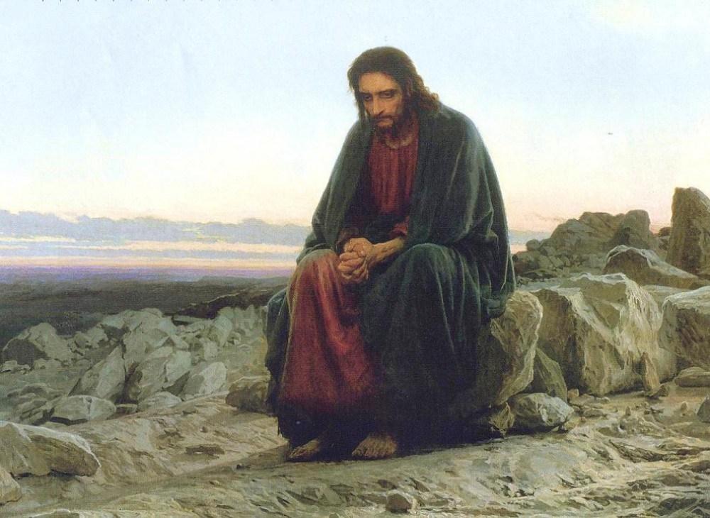 Иисус: миссия оказалась невыполнима