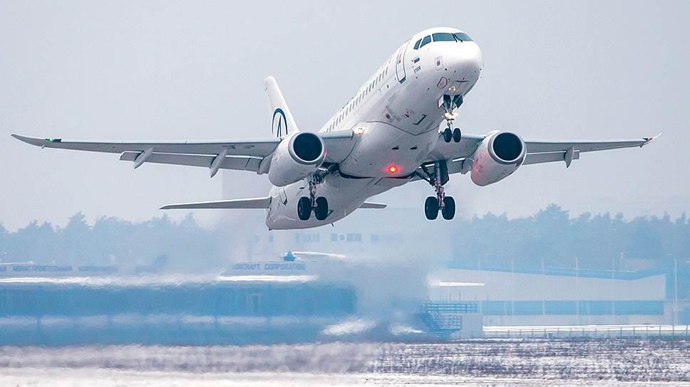 Производитель SSJ 100 отрицает наличие проблем, обнаруженных у Ан-148