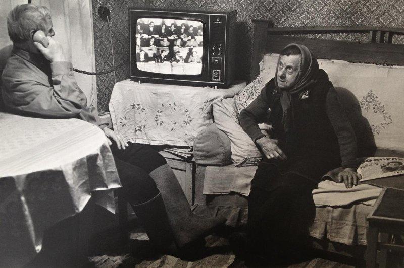 СССР  в  80-е годы : фотоподборка