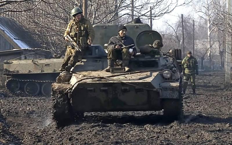 В НАТО признали разгром ВСУ под Дебальцево лучшей операцией украинской армии
