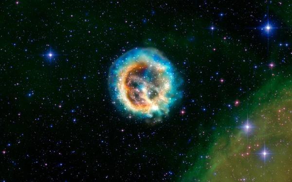 Гигантское облако спирта нашли в космосе
