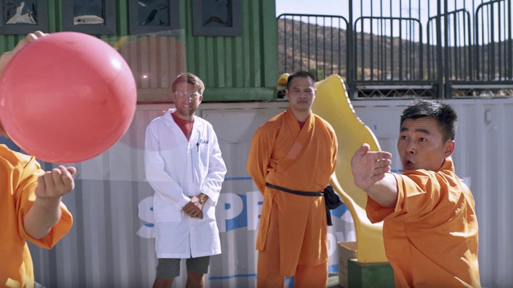Видео: Шаолиньский монах про…