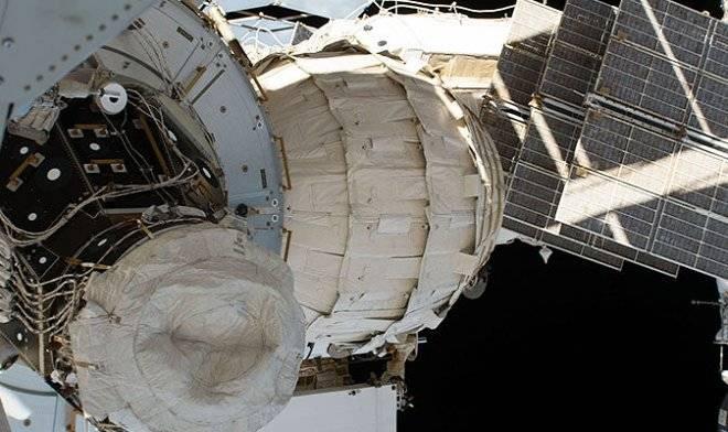 Надувной модуль уже полтора года успешно работает на МКС