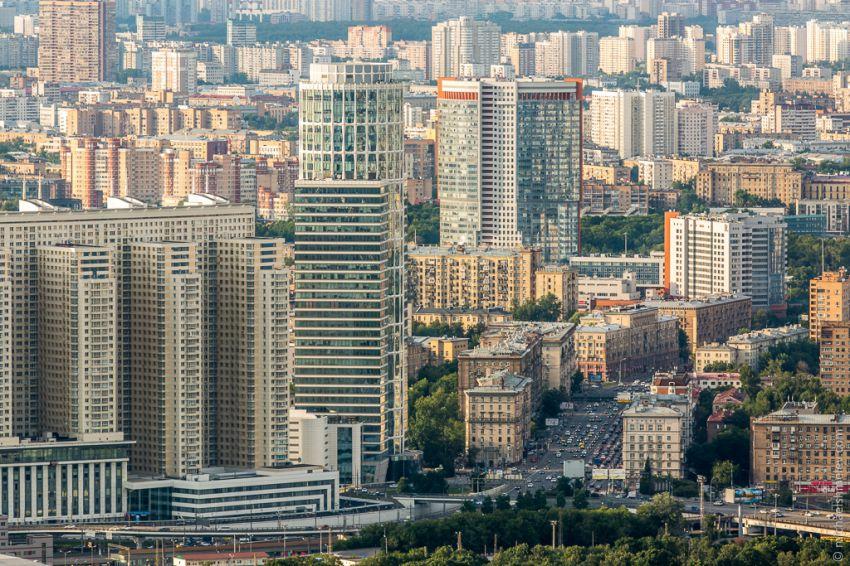 фото высотных зданий на окраинах москвы акватории азовского моря