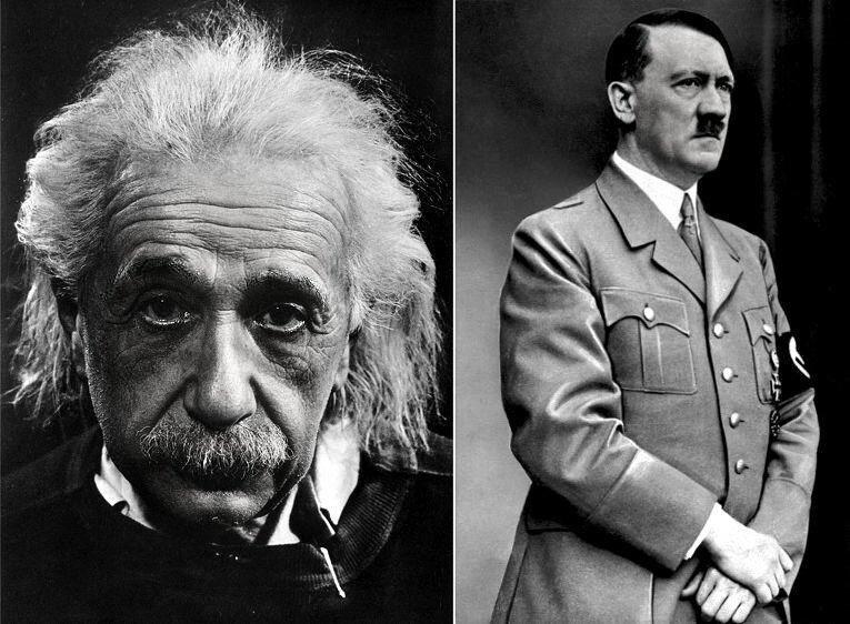 Как Эйнштейн сбежал от Гитлера?
