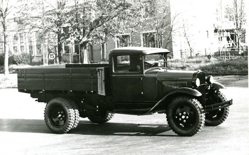 Мотор V12с автоматом — итакие грузовики были вСССР