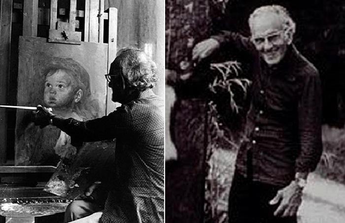 Бруно Амадио ( Джованни Браголин) - итальянский художник. (1911-1981).