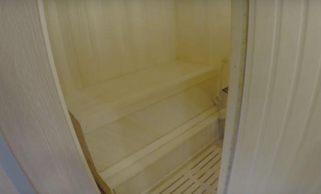 Камаз внутри которого скрывается целая баня автодом,дом на колесах,камаз,Пространство,сауна