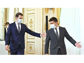 Тайные встречи и перенос переговоров по Донбассу. Зачем Зеленский летал в Австрию украина